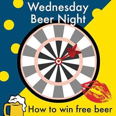 啤酒之夜 - 每週三
